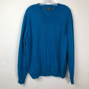 100% Cashmere Pull-Over Sweater